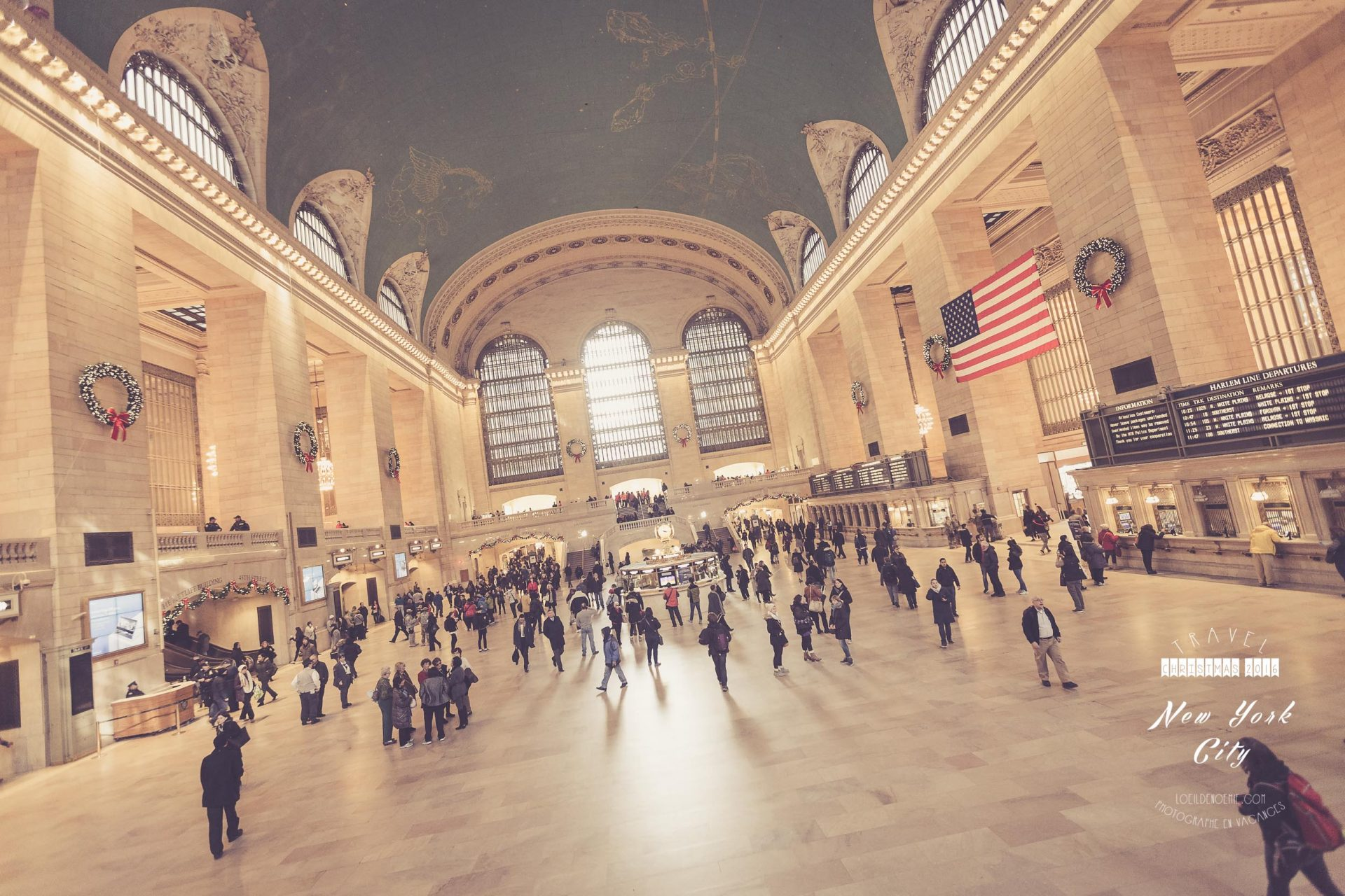 grand central terminal nyc, manhattan, gare new york, by L'oeil de Noémie photographer in new york city